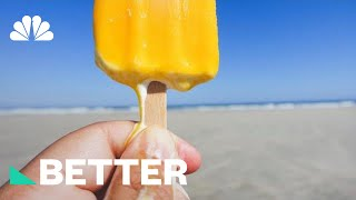 Yes, There Is A Better Way To Eat A Popsicle: Suck It Up | Better | NBC News