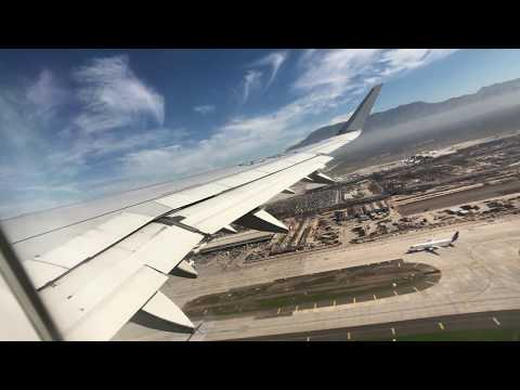 Takeoff Santiago, Chile SCL for Calama with highest mountain in Southern Hemisphere | A321 | LATAM