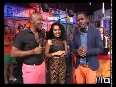 Danca Makezu on Angolan TV Show Tchilar!
