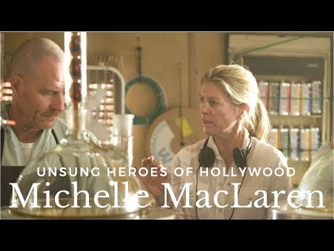 Unsung Heroes of Hollywood: Michelle MacLaren