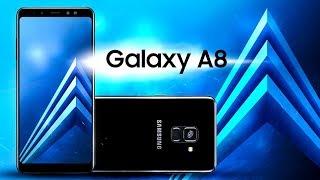 SAMSUNG GALAXY A8 2018, unboxing y toma de contacto