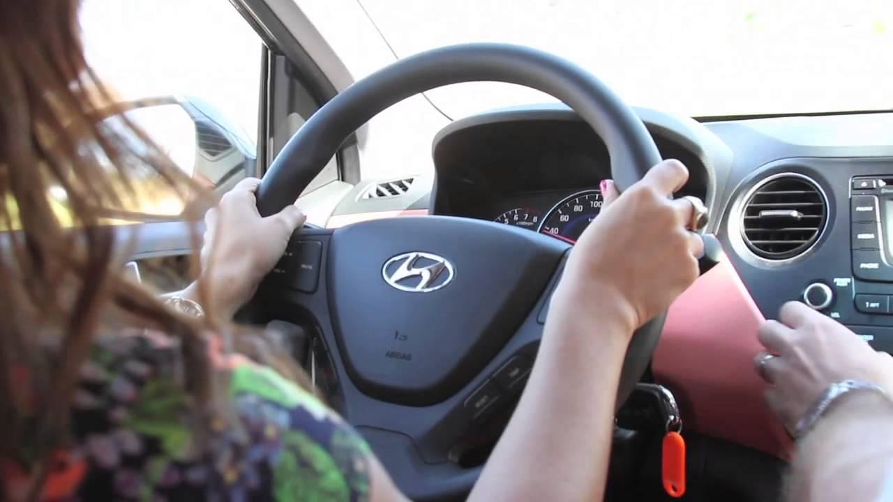 2014 Hyundai Elantra >> Me compré el Grand i10 de Hyundai - YouTube