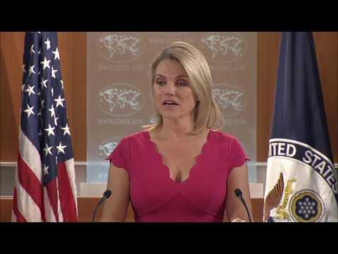 September U.S. Embassy Health Attacks in Havana Cuba w/ Heather Nauert
