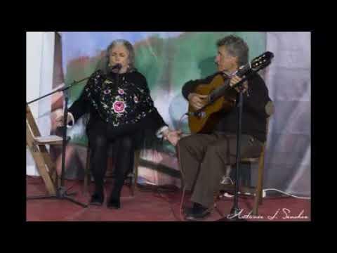 ANTONIA RAMOS Y MANUEL MONGE TANGOS