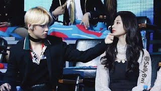 Taehyung ♡ Tzuyu Taetzu Moments compilation-2