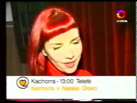 Natalia Oreiro . Entrevista En Noticias De Novela (2002)