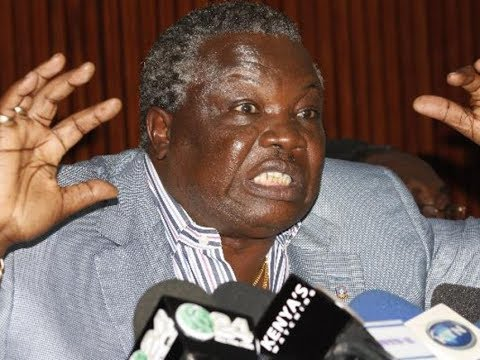 Francis Atwoli chastise Raila and Uhuru; warns of looming civil war