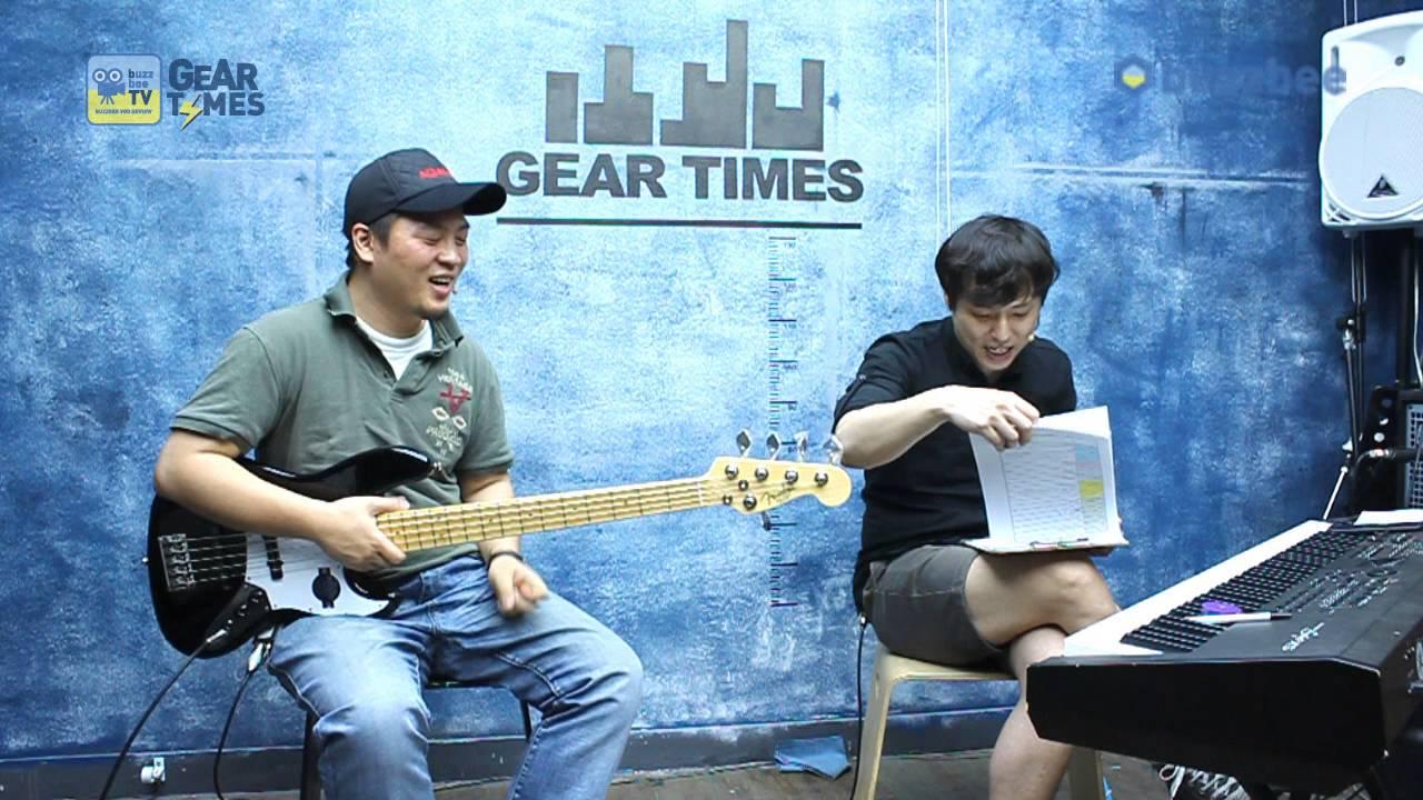 펜더 Fender USA 2012 American Standard Jazz Bass V - YouTube