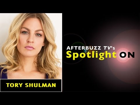 Tory Shulman Interview | AfterBuzz TV's Spotlight On