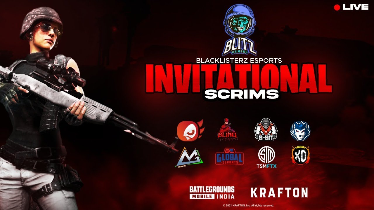 DOWNLOAD: Blacklisterz Esports Competitive Scrims Grind For Battlegrounds Mobile India – Day 1 #BE Mp4 song