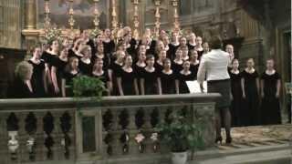 Confitemini Domini at San Marcello al Corso Rome - 720p