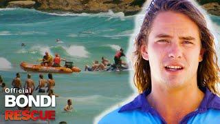 Trainee Lifeguard Stuck Off-Shore - Needs Help From Jetski