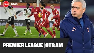 Otb am looks back at the premier league weekend.otb is live in association with gillette | #madeofwhatmattershave you downloaded brand new sports ...