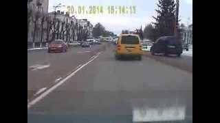 Авария в Коростене 20.01.2014(, 2014-01-20T14:14:37.000Z)