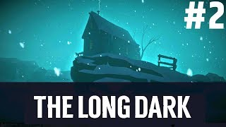 THE LONG DARK GAMEPLAY PART 2  SURVIVING AIN'T EASY  !DRINK
