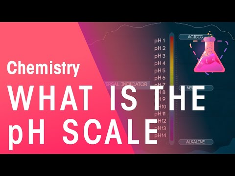 What is the pH scale | Chemistry for All | FuseSchool