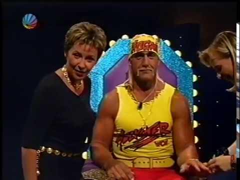 Hulk Hogan bei Schreinemakers Live (Sat.1; 1994)