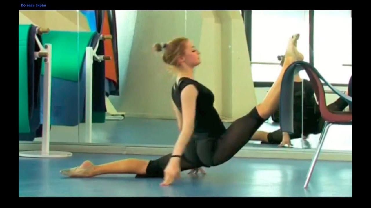 Видеоролики гимнасток