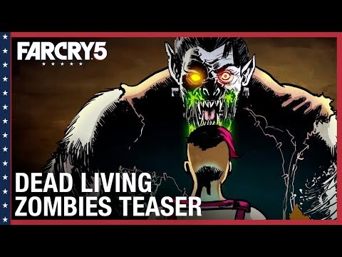 Far Cry 5: Dead Living Zombies Teaser Trailer | Ubisoft [NA] thumbnail