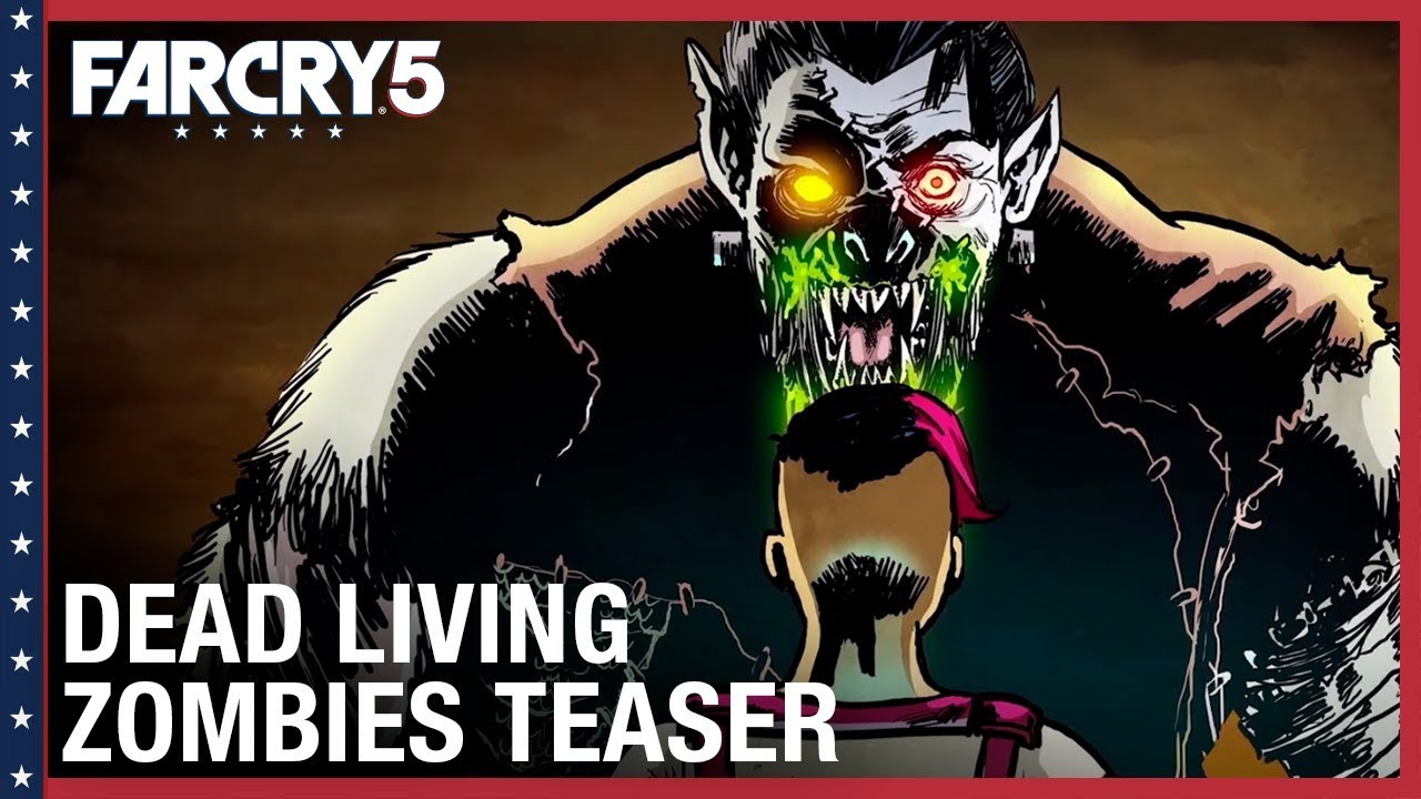 Far Cry 5 New Dlc Finds A Way To Get Zombies Into Montana Polygon