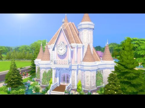 Furnishing a Castle in The Sims 4 (Streamed 2/8/19) thumbnail