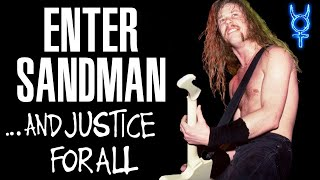 What If Enter Sandman was on ...And Justice For All