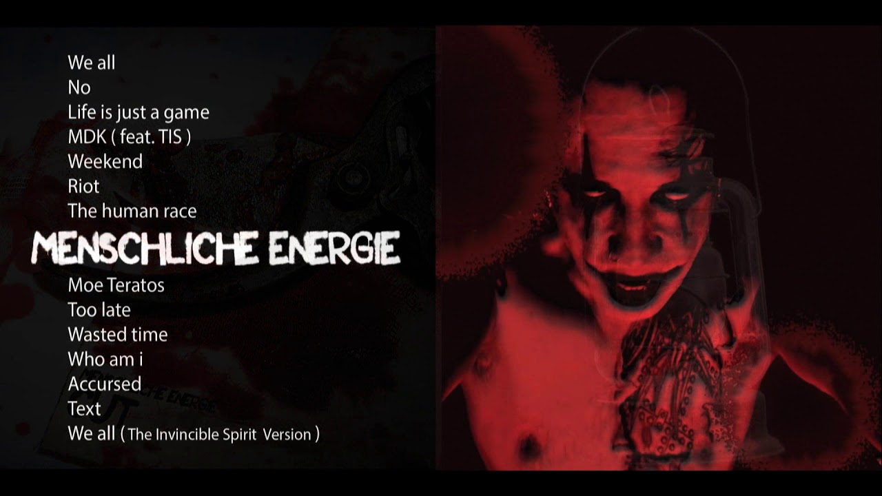 Menschliche Energie