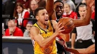 Golden State Warriors vs Portland Trailblazers NBA Full Highlights (14th February 2019)