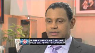 CSN Chicago Inteview: Sammy Sosa