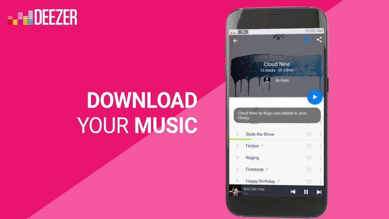 Listen offline – Deezer Support