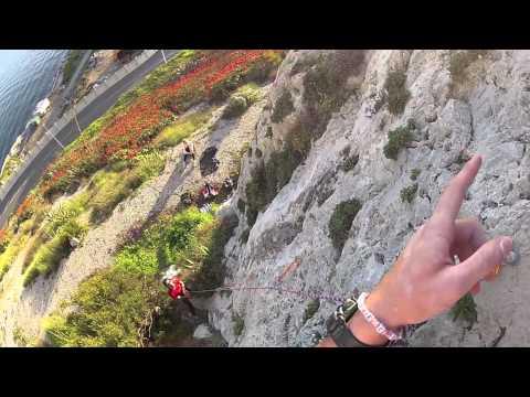 Sport Climbing Gibraltar