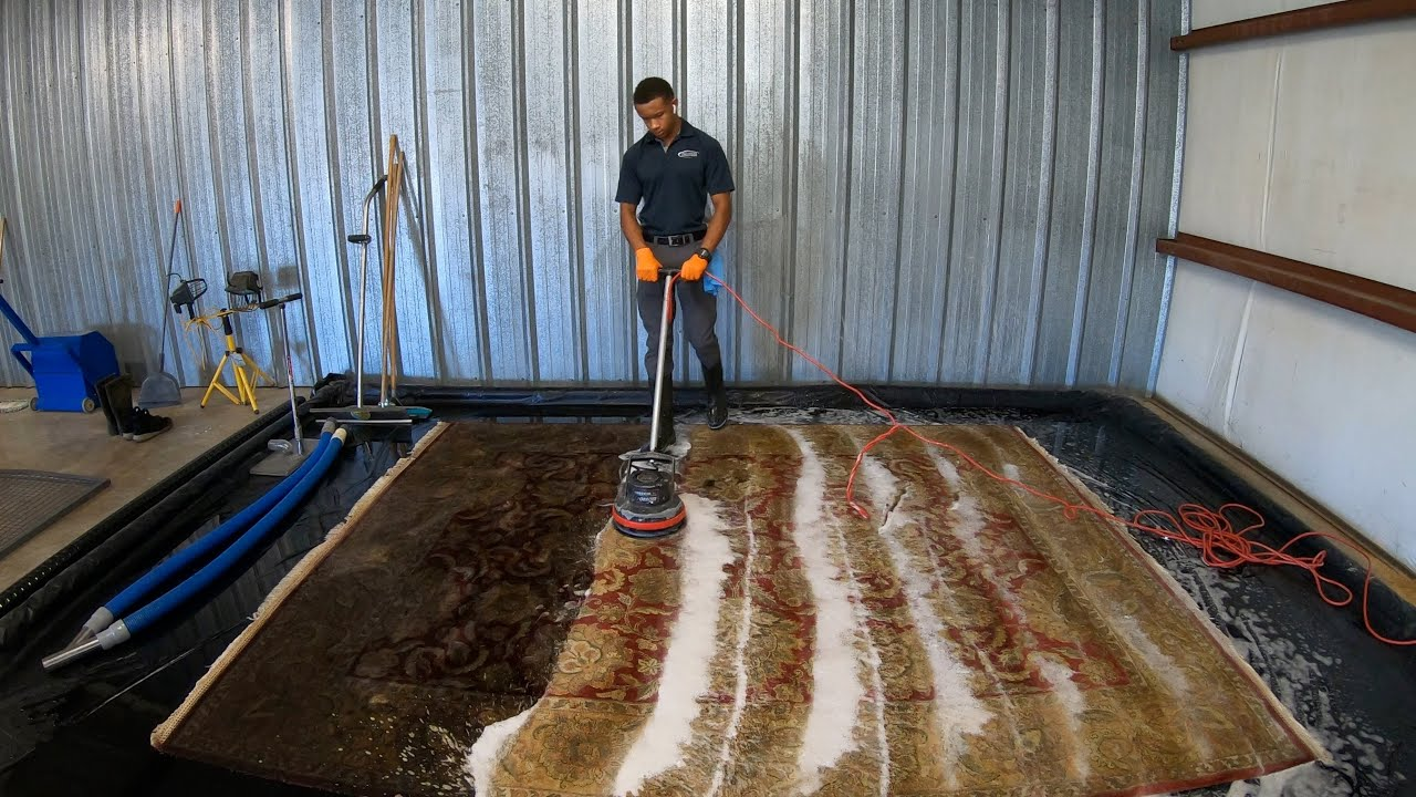 Lake Villa Area Rug Cleaning