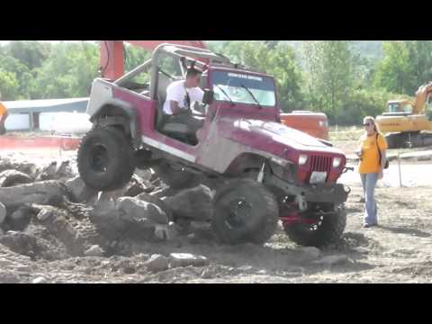 2012 Great American Jeep Rally