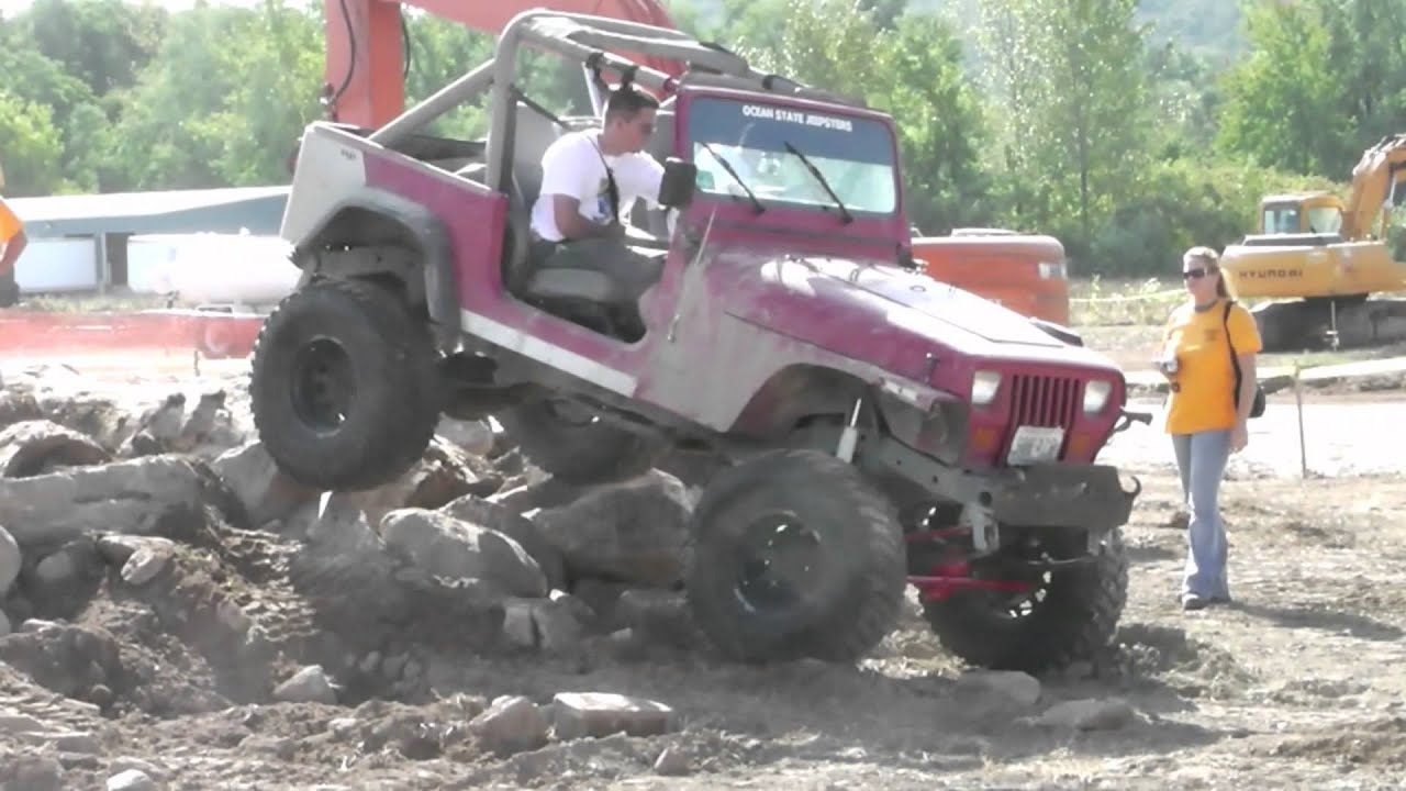 2012 Great American Jeep Rally Youtube