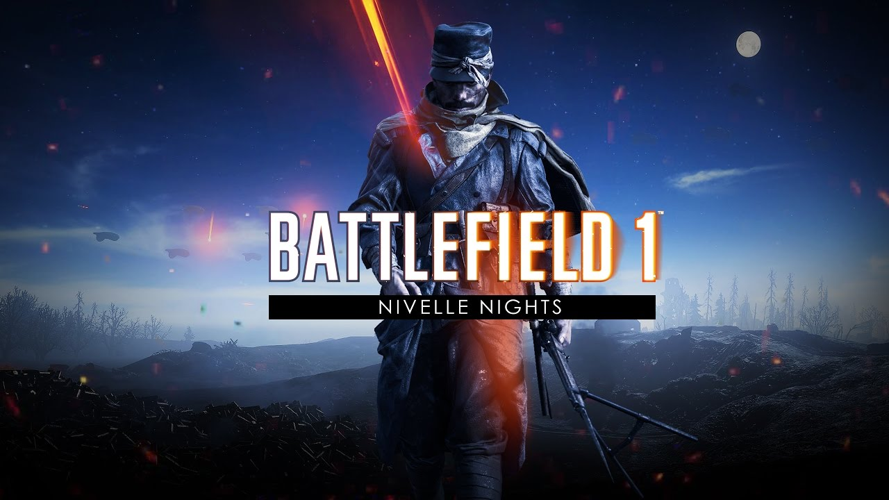 Battlefield 1 Nivelle Nights Trailer