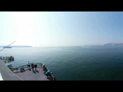 20170804 - Seattle / Bremerton Ferry Departure - 360