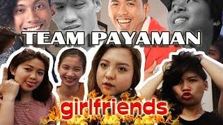 TEAM PAYAMAN GIRLFRIENDS Q&A P1 (LAGLAGAN NAA!!)
