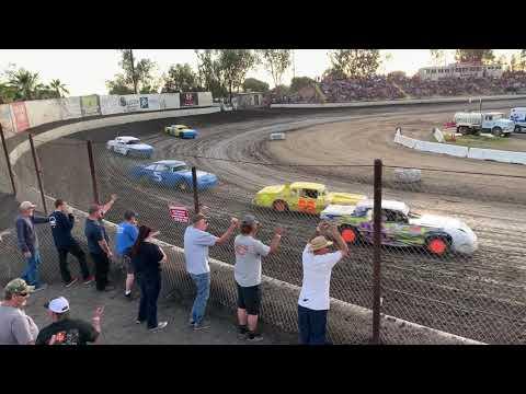 Bakersfield Speedway 06-29-19 Hobby Heat