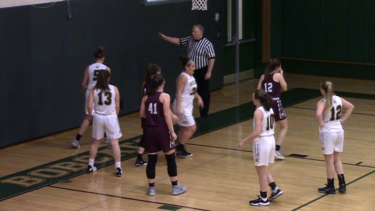 NAC - NCCS Girls  1-15-20