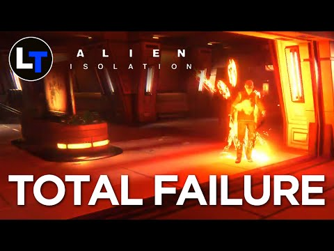 Alien Isolation Part 14 - Total Failure