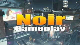 Noir Early Gameplay (Infinite Warfare DLC 1 Sabotage)