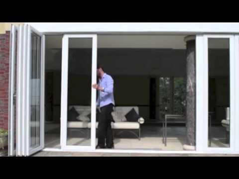 Folding Patio Doors in Richardson