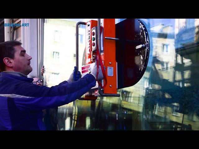 Термошок и замена стеклопакета площадью  7,75 кв м.,  выпуск #10