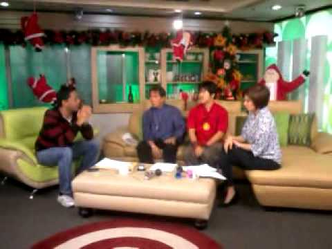 FENG SHUI EXPERT WILLY GO. ANG INTERVIEW BY PAOLO BEDIONES  & AMY PEREZ  1