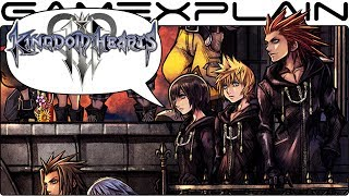 Kingdom Hearts 3 - Post Review Discussion Part 3 (Ending, Epilogue, & the Series' Future)