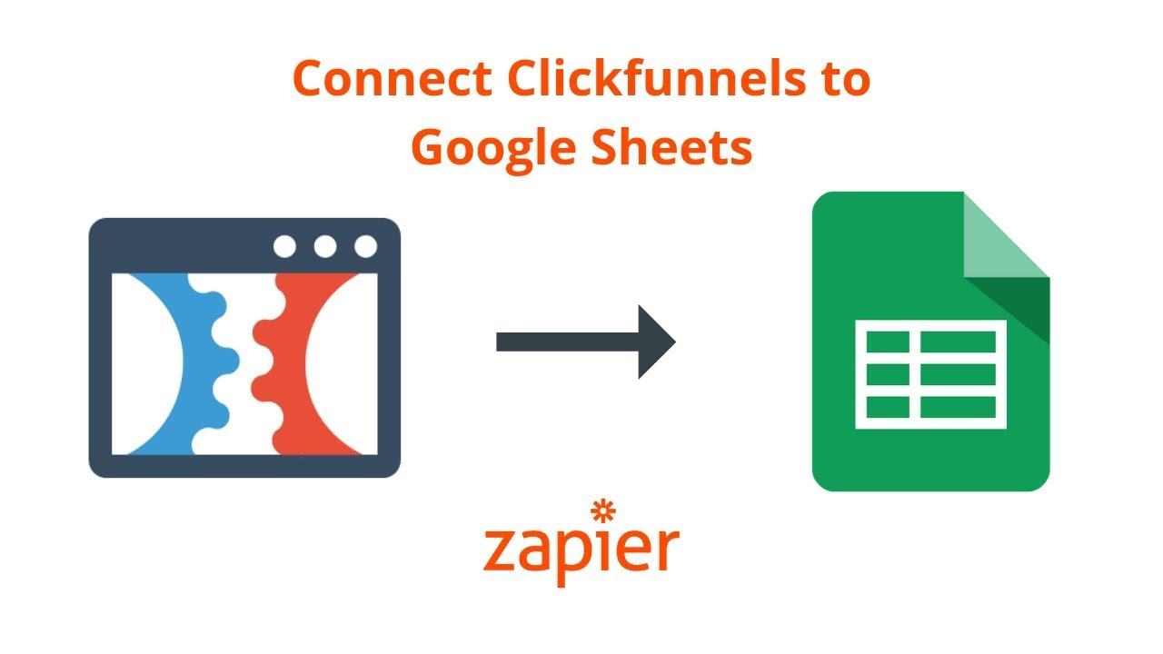Integration How To: Connect Clickfunnels to Google Sheets - Add Orders to a Spreadsheet