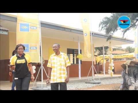 MTN Ghana commissions refurbished Street Academy School