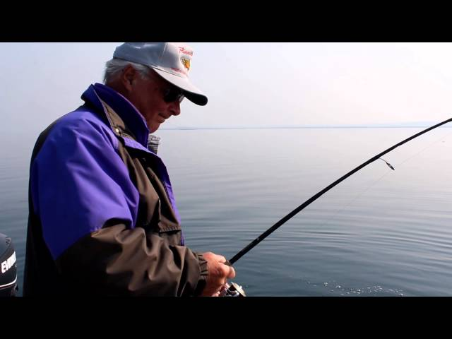 Fishing with his Grandpa Vigdal | Plummer's Arctic Lodges