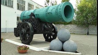 Царь-пушка. Ижевск. Красивый памятник.(, 2017-08-03T09:12:45.000Z)