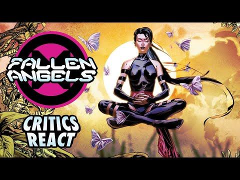 FALLEN ANGELS #1 - Critics React | Marvel Comics